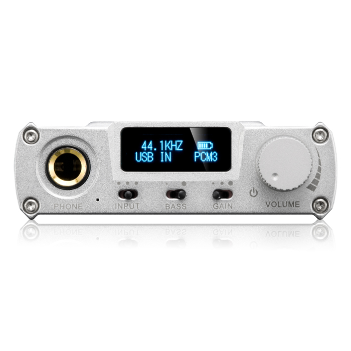 xDuoo XD-05 Audio DAC Headphone Amplifier HD OLED-display Support 32BIT /  384KHZ PCM 256 DSD 24BIT / 192KHZ DXD PC USB Decoding