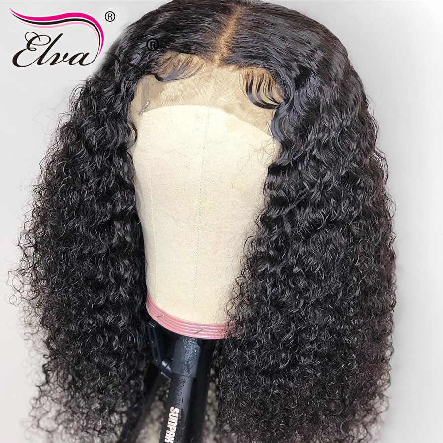360 Lace Frontal Wig Glueless Curly Virgin Human Hair Wigs For Black Women Pre Plucked Lace Front Human Hair Wigs Brazilian Hair