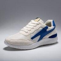 ווג קוריאני מקסימום אוויר נעלי ספורט שטוח גברים המגמה ללבוש צבע נעלי Sneaker זכר גאות גל נקי נעלי ריצה נמוכות בנוחות
