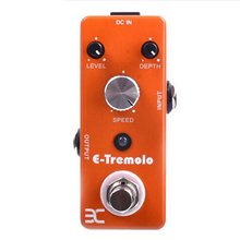 ENO TC-43 E-Tremolo Single Electric Guitar Effect Pedal True Bypass Guitarra Acessorios