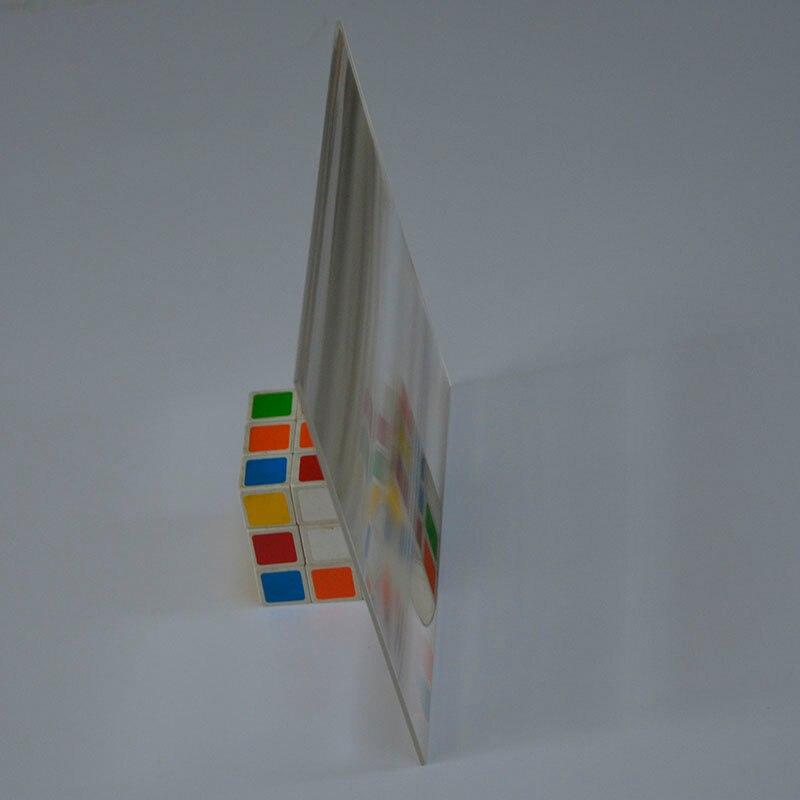 Поставка фабрики PMMA материал линейный линза Френеля для солнечного концентратора