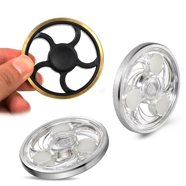 Round Fidget Spinner