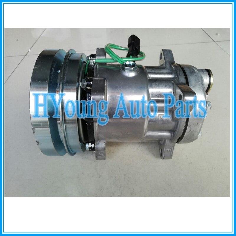 Высокое качество SD 7H15 SD7H15 4479 8109 U4604 компрессор 1065122 переменного тока для гусеницы
