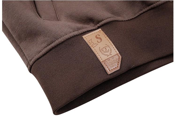 JeeToo Men Hoodies 17 Casual Hoodies Men Fleece Fashion Hip Hop Warm Hoody Polo Mens Hoody Jacket Sweatshirt Mens Sweat Homme 25