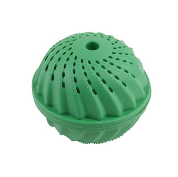 Green Laundry Ball