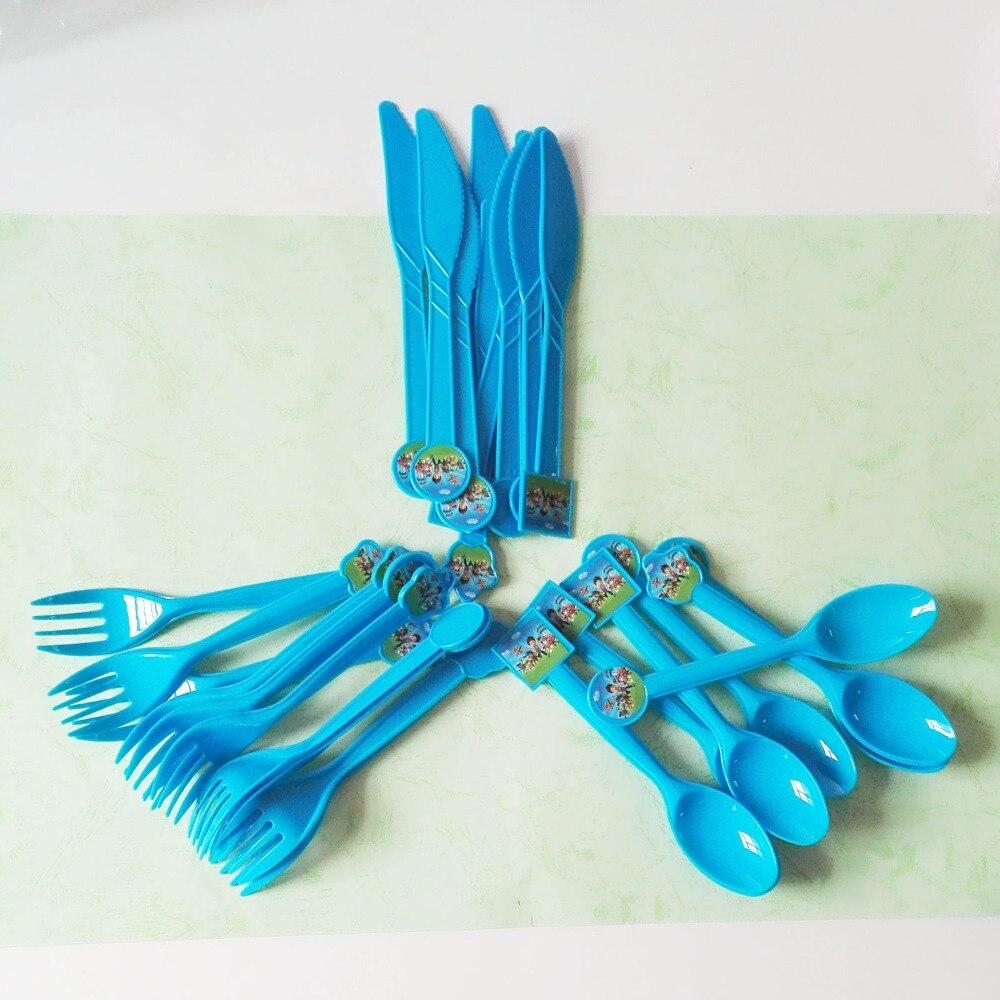 Ножи, вилки и Ложки из Китая