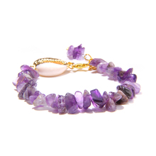 2019 Cowrie Shell Bracelet Natural Stone Chips Crystal Seashell Hand Chain  for Women Femme Beach Jewelry Bohemian
