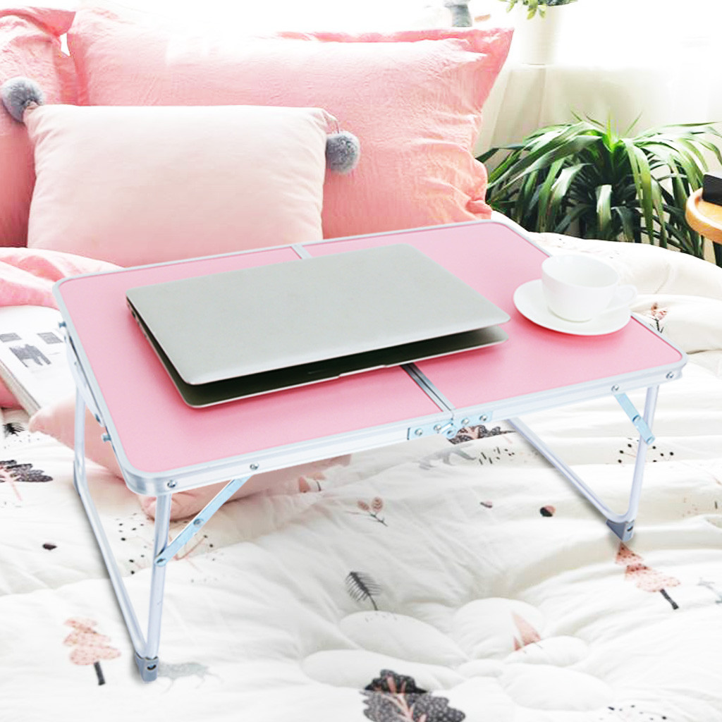 Große Bett Tablett Faltbare Tragbare Multifunktions Laptop Schreibtisch Faul Laptop Tisch Computer Schreibtisch Klapp Faul Laptop Schreibtisch