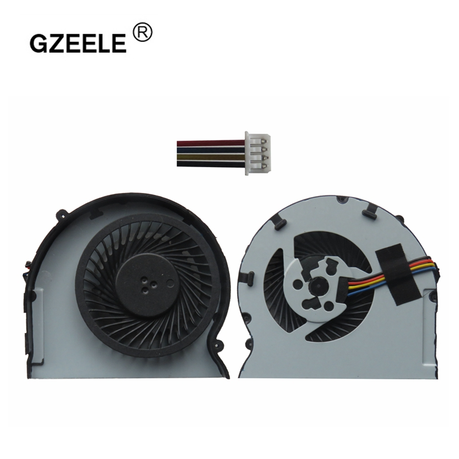 GZEELE Laptop cpu cooling fan for lenovo Z470 Z470A Z470G Z470K Z475 Z370 Z370A Z370G 6.2cm Notebook Cooler Radiator Coolings computer cooler radiator with heatsink heatpipe cooling fan for hd6970 hd6950 grahics card vga cooler