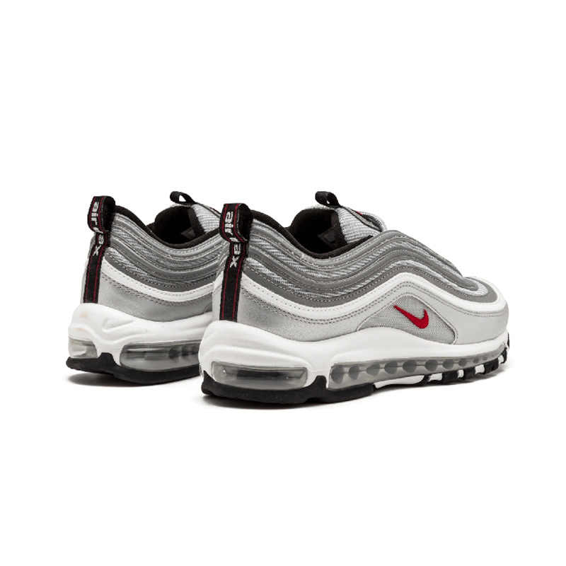 Original Authentic Nike Air Max 97 OG QS Women's Breatheable Running Shoes Outdoor Sports Low top Sneakers Brand Designer