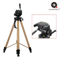 ALUMOTECH Max Load 3Kg 23 6 70 8 Tripod Stand With Ball Head For Camera Video