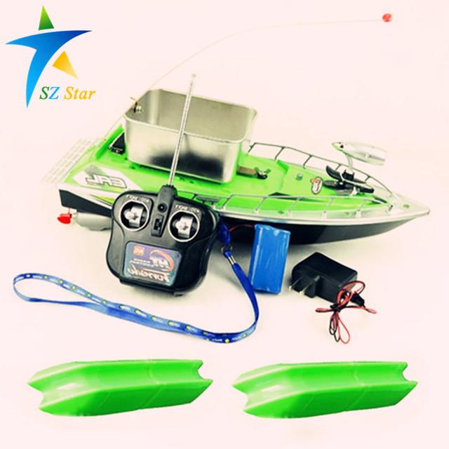 La más nueva versión de actualización RC Cebo Barco de Pesca de Control Remoto Inalámbrico rc barco de los pescados señuelo barco grande de almacenamiento de cebo Señuelo Electrónica T