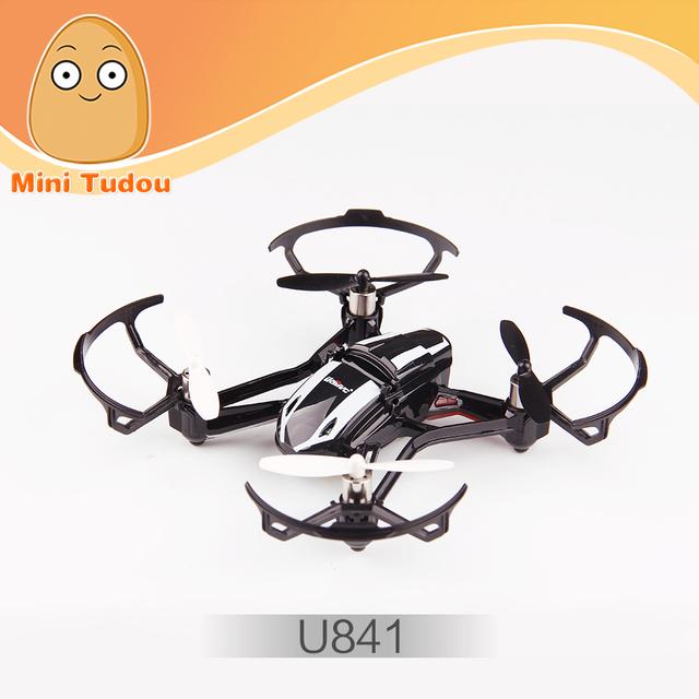 Minitudou U841 Udi RC Drone Com HD 720 P Câmera de 2MP 2.4G 4CH 6-Axis Gyro Ar-terra Anfíbio Mini RC Helicóptero Quadcopter