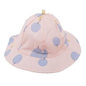 9f3321ef7881c Girls Bucket Hat Kids Summer Baby Boys Cap Sun Beach Hats