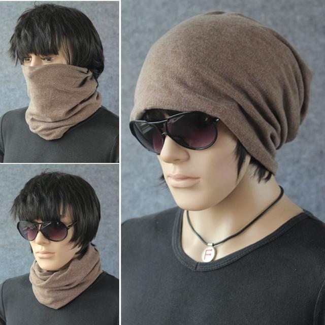 Envío libre sombrero balaclava sombrero del cubo del otoño y el invierno de la manera de la cadera hop sombreros de invierno para hombre gorra de caballero de marca tapas tapas de gran tamaño