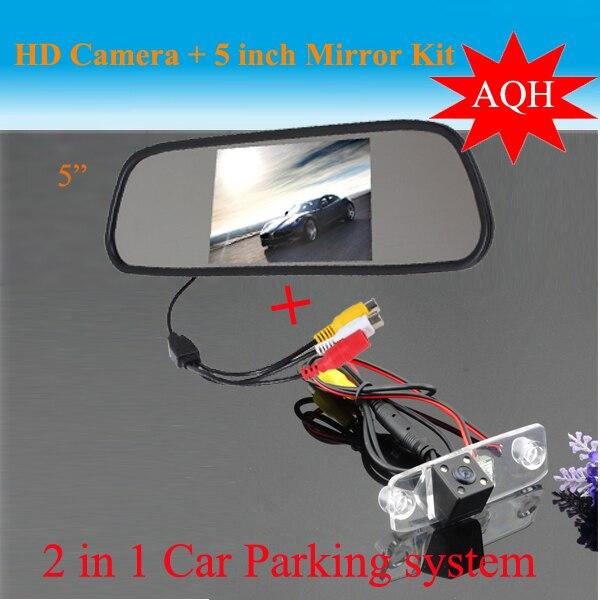 цена на 5 car monitor +CCD HD Car rear view parking camera for Hyundai Sonata Tucsen Accent Elantra/For Kia Carens car rear camera