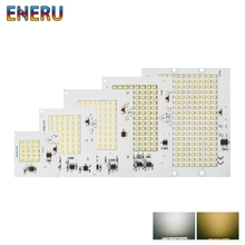 10W 20W 30W 50W 100W LED Chip SMD 2835 Flood Light Beads AC 220V-240V Led Floodlight Lamp DIY For Outdoor Lighting Spotlight цены