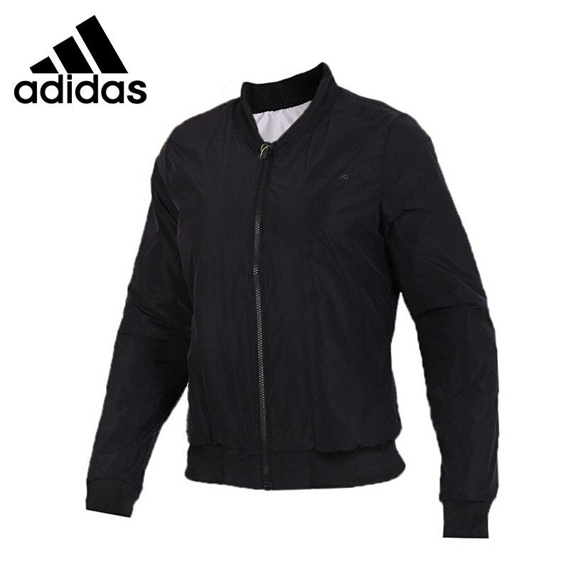 Origina New Arrival 2018 Adidas Neo Label CS AOP Jacke Womens Running Jackets Cotton-padded jacket Sportswear