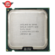 Q8400 INTEL CORE 2 QUAD CPU procesador 2,66 GHz 4MB Cache FSB 1333 LGA 775
