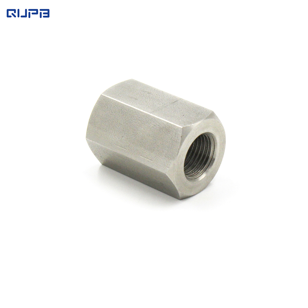 QUPB Paintball Hose Connector 1/8''NPT Female To G1/4 Female PTC002