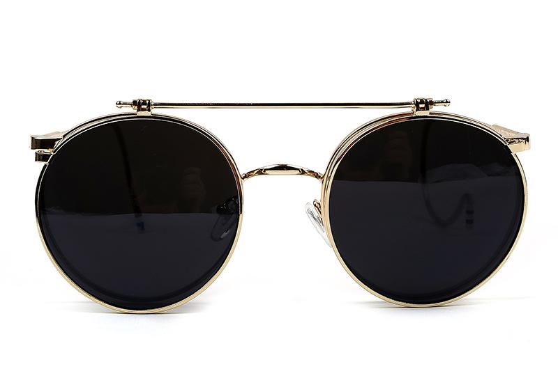 HTB11cGaQFXXXXXzapXXq6xXFXXXy - FREE SHIPPING Steampunk Sunglasses Round JKP423