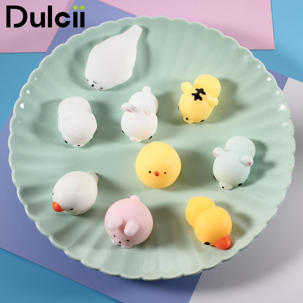 Squishy Animals For Phone : Aliexpress.com : Buy DULCII Hot Squishy Animals Cats Phone Accessories Mini Soft Silicone Hand ...
