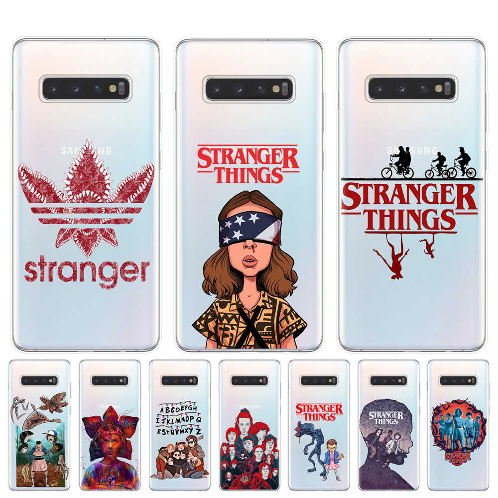 Stranger things season 3 2019 Soft TPU Phone Case Cover For Coque ...