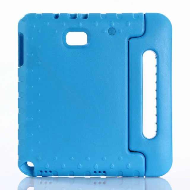 quality design af4fc 9ab6f US $14.45 13% OFF|For Samsung Galaxy Tab A A6 10.1 P580 P585 Tablet Case  Kids Children with Handle Colorful Stand Protective Tablet Hard Cover-in ...