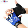 Summer Fitness Half Finger Gloves Exercise Training Weightlifting Bodybuilding Gym Gloves Outdoor Multifunction Sports Gloves