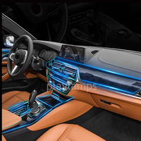 Car Accessories For BMW transparent TPU Promotion Films Covers for BMW X1 X5 X6 3 7 Series Decoration Stickers and Decals