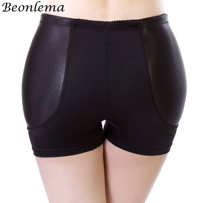 Beonlema Hip Pads Panty Push Up Butt Lifter Panties Slimming Shorts Fake Ass Corrective Underwear Control Pants Butt Enhancer