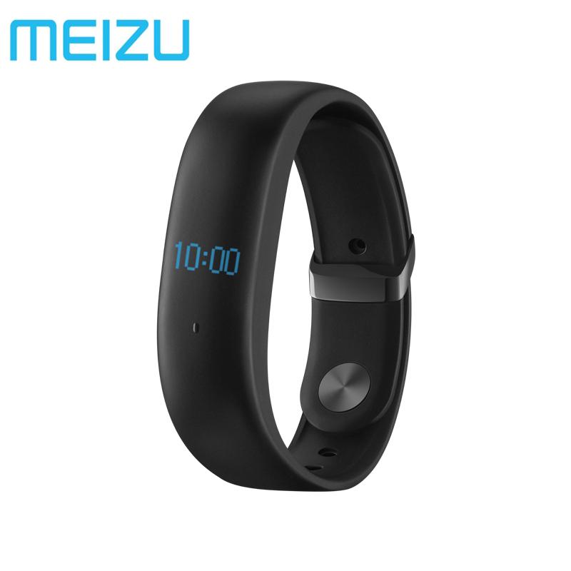 Prix pour En stock d'origine meizu bande h1 bracelet fitness tracker bracelet avec intelligent moniteur de fréquence cardiaque oled affichage ip67