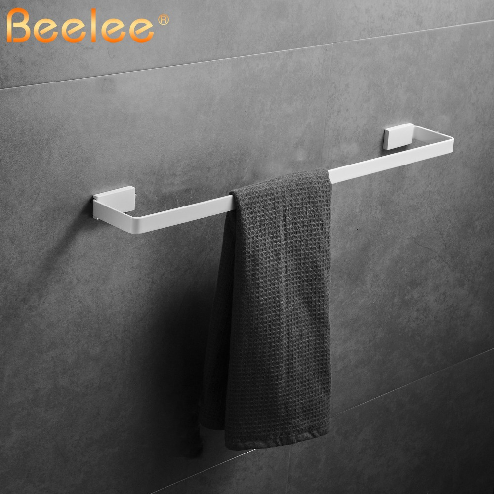 Towel Rail Towel Bar Bathroom Towel Holder Single Towel Rod Rack SUS304 Stainless Steel Wall Hanger for Bathroom and KitchenTowel Rail Towel Bar Bathroom Towel Holder Single Towel Rod Rack SUS304 Stainless Steel Wall Hanger for Bathroom and Kitchen