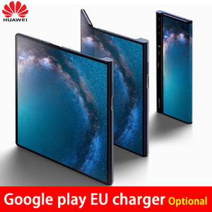 Huawei Hisilicon Kirin 980 Mate-X-Folded Screen 512GB 8GB NFC Supercharge Octa Core Fingerprint Recognition