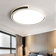 Nordic Led Living Room Ceiling Lamp Modern Thin Ceiling Light Round Study Bedroom Restaurant Lighting Kitchen Fixtures Luminaria modern ceiling lights star ceiling lamp for living room kitchen restaurant luminaria surface mounted light fixtures led lamp