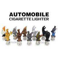 Universel cigare accessoires personnalité voiture automatique grand cigare allume-cigare 12 V allume-cigare pour cigare Auto accessoires