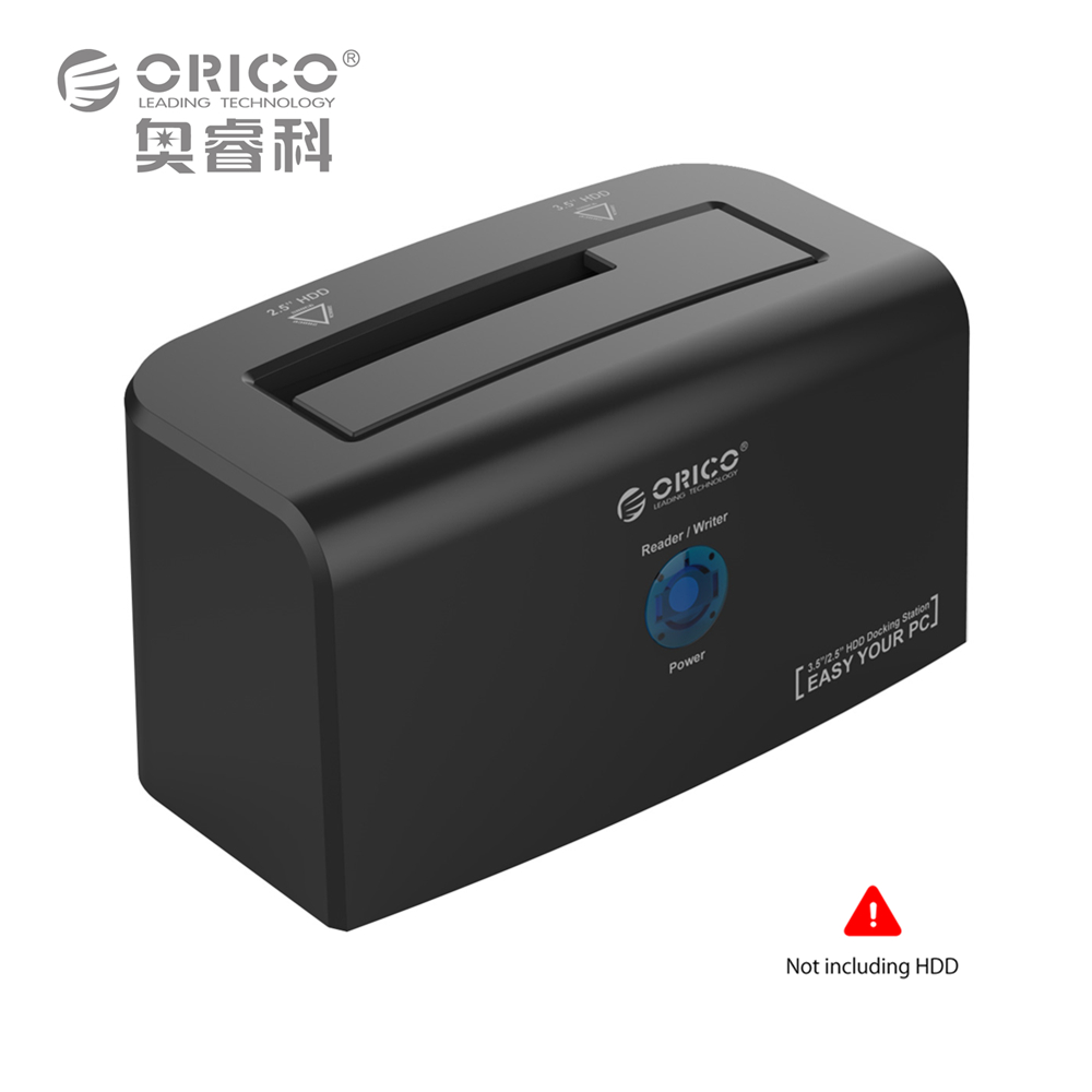 Sata Hdd Docking Station Ide 2.5 inch & 3.5 SATA & USB 3.0 5Gbps Enclosure For switch Hard Drive Card Reader HDD 12V2.5A 8TB ноутбук dell vostro 5568 5568 9982 5568 9982