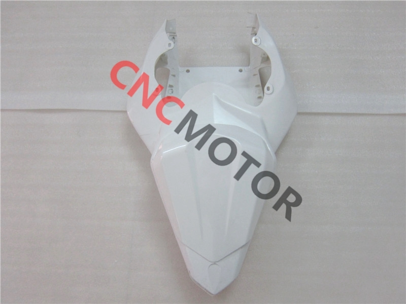 4 шт разделе Неокрашенной хвост задний Обтекатели комплект кузова обтекатель для Ямаха YZF R6 в 2006-2007