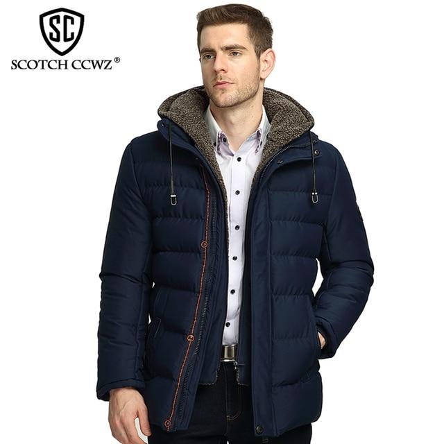 Aliexpress.com : Buy SCOTCH CCWZ Brand Top Quality Fashion Long ...