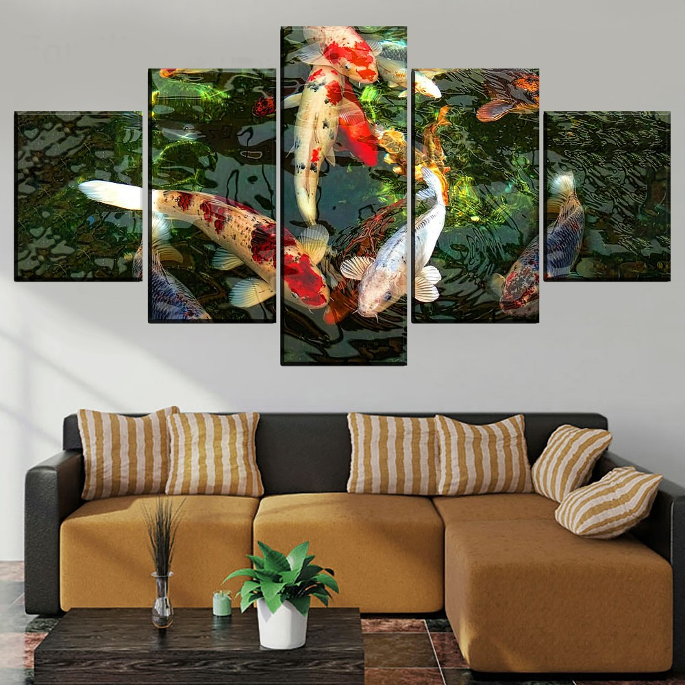 afff8a8cc0f2e best 4 pieces set wall art with frame brands and get free shipping ...