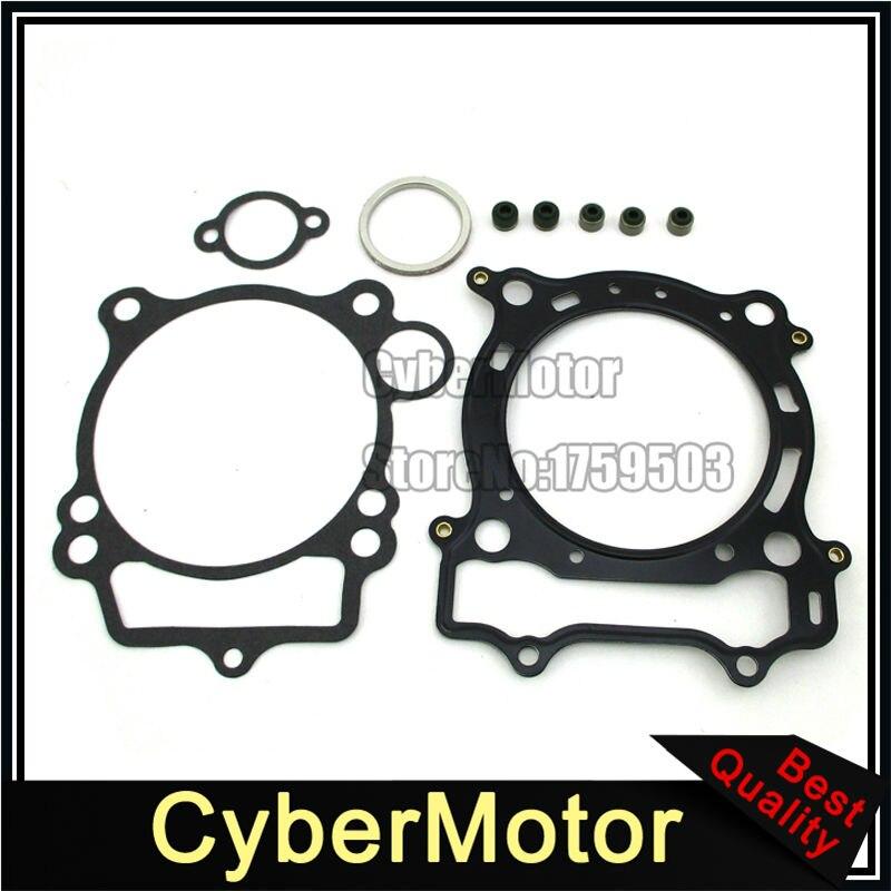 Engine Head Gasket Kit For Yamaha YFZ 450 2004 2005 2006 2007 2008 2009  2012 2013 ATV Quad 4 Wheeler