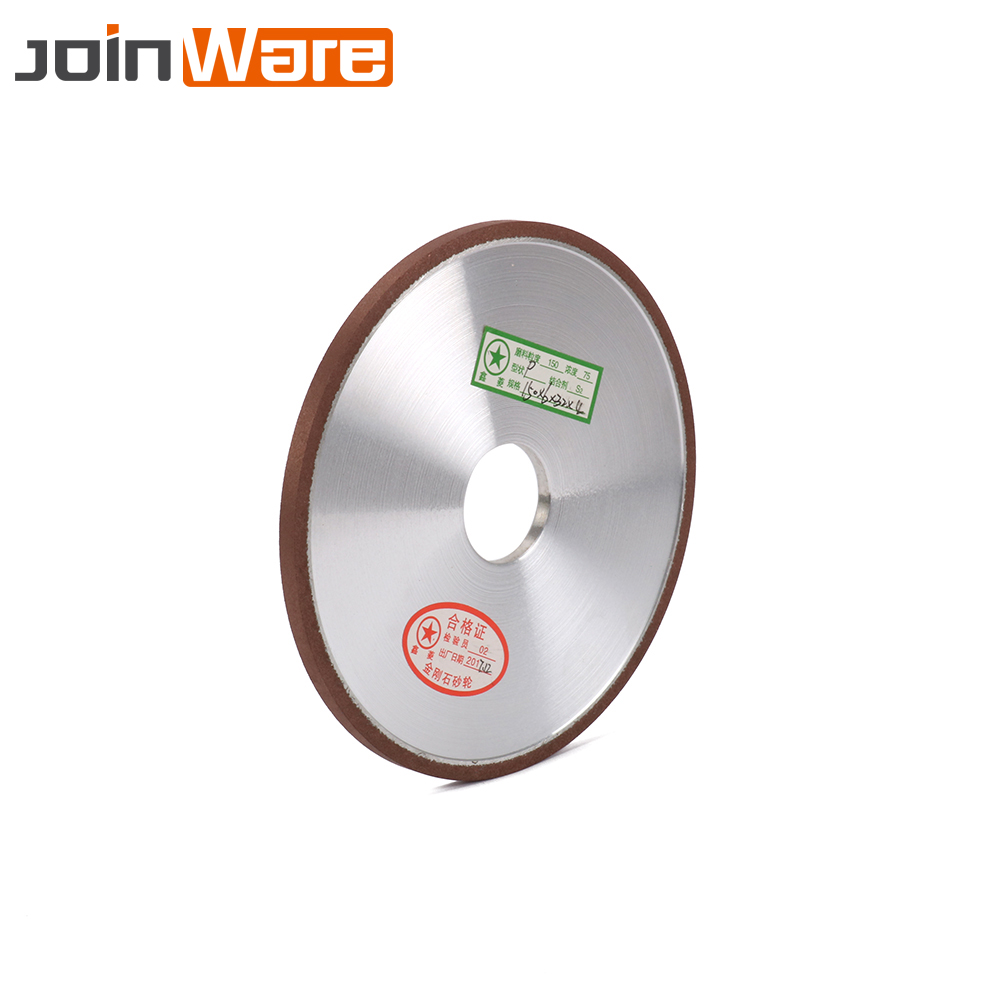 "5/"" Diamond Grinding Wheel Abrasive Polishing Disc for Carbide Grinder 150# 200#"