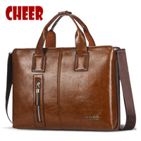 Men Handbags Hot Sell New Arrival Luxury Leather Men Handbag Classic Men S Travel Bags Large