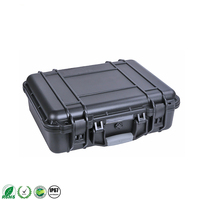Hard Plastic Watertight Case with foam for Electronics, Equipment, Cameras, Tools