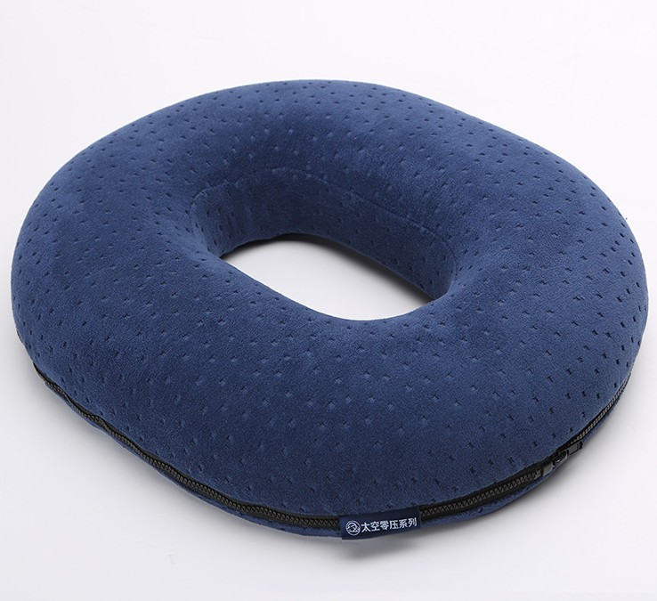 Ring Pillow Donut Seat Cushion Large Orthopedic For Hemorrhoid Sciatic Nerve Pregnancy Tailbone Pain Home Textile 29