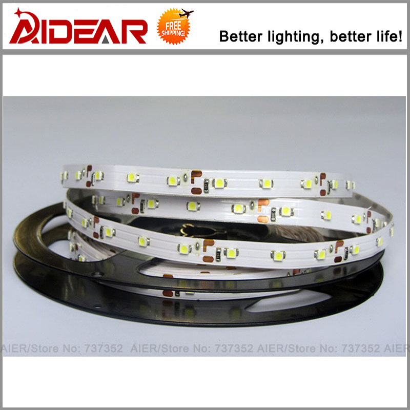 3528 Waterproof Led Strip Light 300led/5m 5M/ROLL, 50M, White/Yellow/Red/Green/Blue, Fedex Freeshipping - AIER LIGHTING TECHNOLOGY CO., LTD store