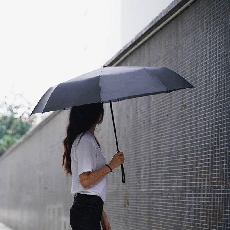 Image 5 - Xiaomi Mijia KG Automatic Rainy Umbrella Sunny Rainy Summer Aluminum Windproof Waterproof UV Parasol Sunshade Man Woman-in Smart Remote Control from Consumer Electronics