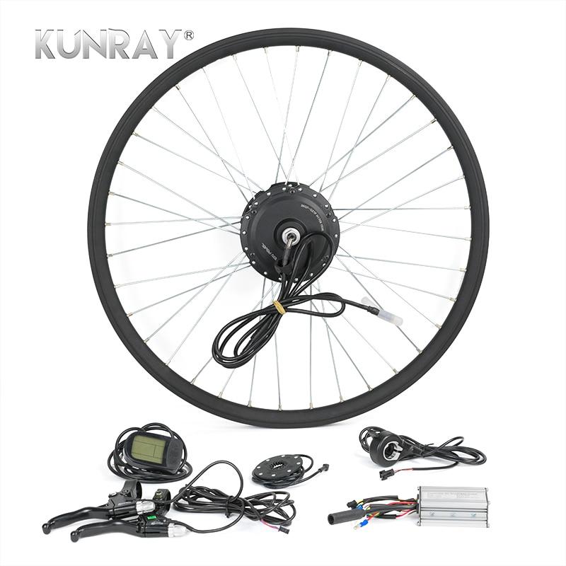 Electric Bicycle Conversion Kit G27F 36V 350W Hub Motor For 16 20 24 26 28 Bicicleta