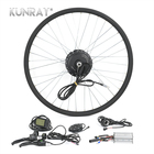 "Electric Bicycle Conversion Kit G27F 36V 350W Hub Motor For 16"" 20"" 24"" 26"" 28"" Bicicleta E bike Front Wheel Motors With LCD 5"