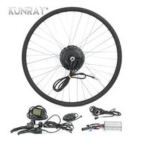 Electric Bicycle Conversion Kit G104F 36V 350W Hub Motor For 16 20 24 26 28 Bicicleta